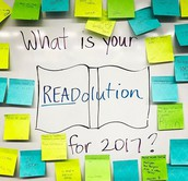 Don't forget to ask your students about their READ-olutions!
