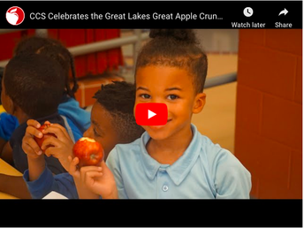 Another Successful Great Lakes Apple Crunch!
