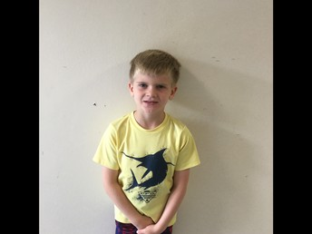 Rhett - Kindergarten
