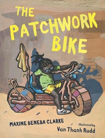 #classroombookaday: The Patchwork Bike
