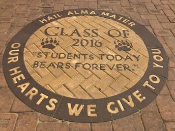Alumni Walk
