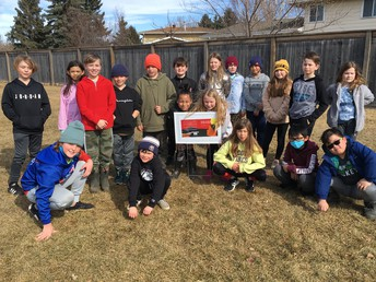 4P is on a Trail Tale outdoor adventure