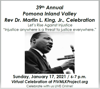 Dr. Martin Luther King Jr. Project