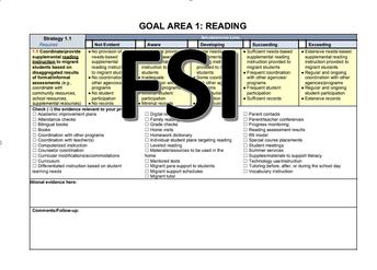 Fidelity of Strategy Implementation (FSI)