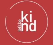 Let's Be Kind website