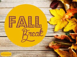 Are You Looking Forward to Fall Break?