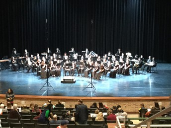 Band All-Region Concert