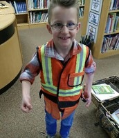 Library Week Dress Up Like a Book Character Day
