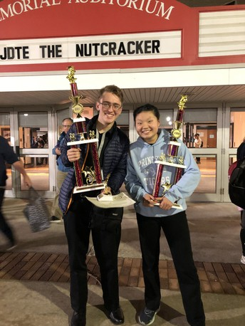 PHS Drama Students Attend STANJ Competition