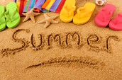 HAVE A GREAT SUMMER! - SEE YOU IN SEPTEMBER!