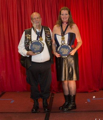 2018 Great Lakes Master & slave Titleholders