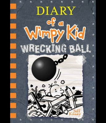 Jeff Kinney, Author Visit November 5th