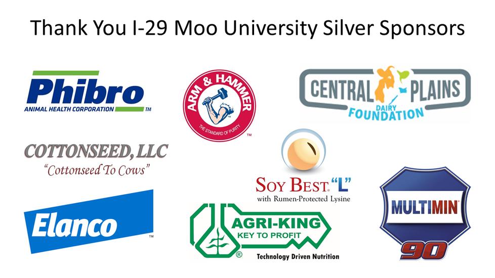 I-29 Moo University Silver Sponsors