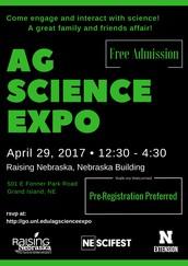 Ag Science Expo - A Free Family Event at Raising Nebraska, Grand Island