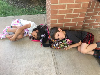 Sweet Kinder Friends are So Tired