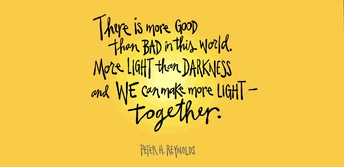Together we can make more light!
