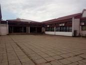 front school yard