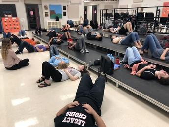 Legacy Choir Program Social Media