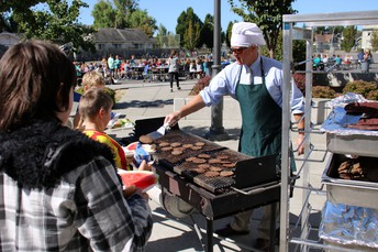 All School BBQ - Sept. 6th - Families are welcome!