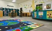 Crowders Creek Elementary Library