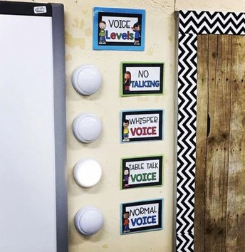 love this idea for Voice levels!!!