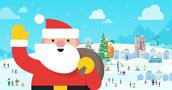 Santa Tracker-Elementary