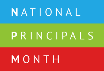 OCTOBER IS NATIONAL PRINCIPALS MONTH...INVITE YOUR LEGISLATOR TO YOUR SCHOOL...ADVOCATING FOR PRINCIPALS, WITH PRINCIPALS