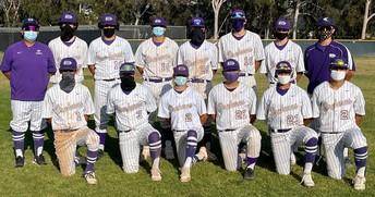Junior Varsity Baseball 2021