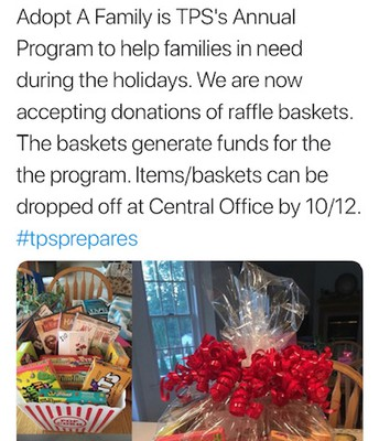 Support Adopt-a-Family