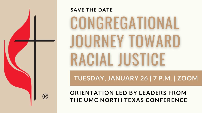 Congregational Journey Toward Racial Justice