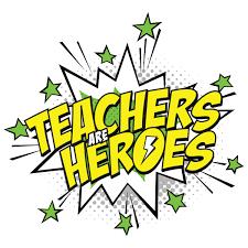 TEACHER APPRECIATION WEEK  MAY 4-8
