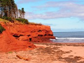Prince Edward Island National Park, PEI