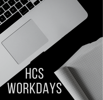 Faculty & Staff Workdays