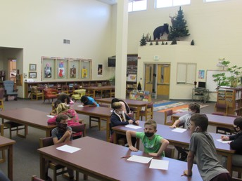 Mystery Science Book Bindings Lesson