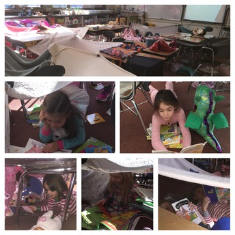 Mrs. Luskin's Class: Reading Forts