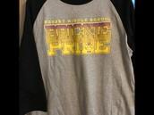 HMS shirts for sale until September 15