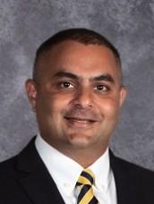 Mr. Dubash, Assistant Principal (A-GI)
