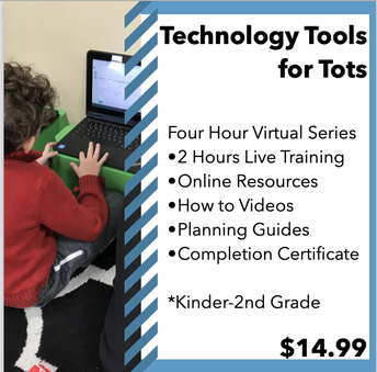 Tech Tools for Blended