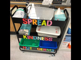 Kindness is always a priority!