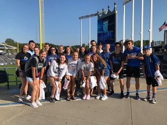DECA Day at the K