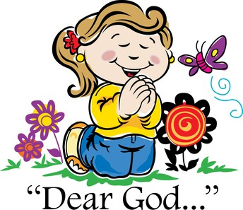 Prayers from our Children