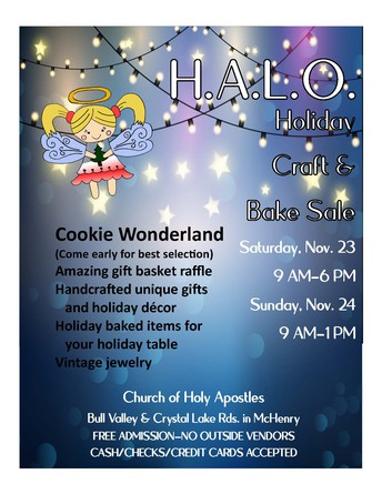 Craft Fair - The Church of Holy Apostles