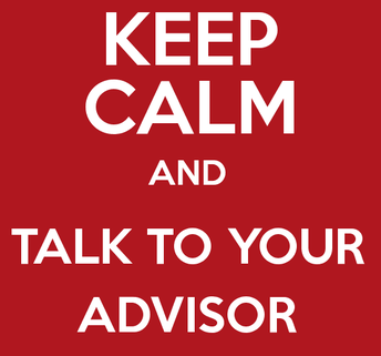 Reminder:  Make Your Advising Appointment Now