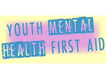 Youth Mental Health First Aid Training for Parents - November 19th
