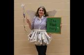 Staff Spotlight - Mrs. Christy Marshall, Library Media Specialist