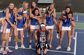 Tam Girls Tennis