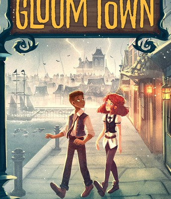 Gloom Town by Ronald Smith