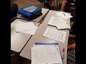 Mr. Biondi's class
