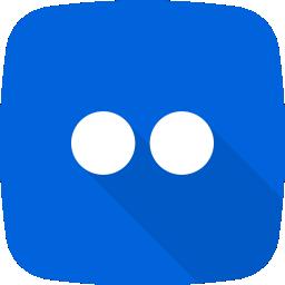 Flicker icon