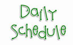 Woodrow Wilson Daily Class Schedule ~ See below